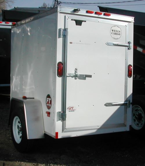 Insurance Company Damaged Travel Trailers